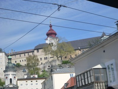 The Convent at Nonnberg
