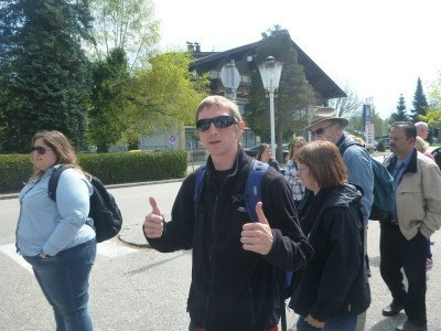 On the Sound of Music Tour