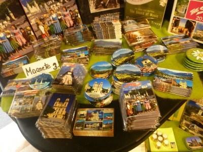 Souvenirs at Mondsee