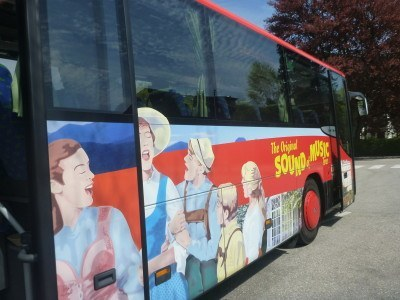 Doing the original Sound of Music Tour with Panorama Tours in Salzburg, Austria
