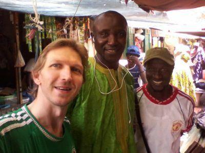 Albert Market, Banjul, the Gambia