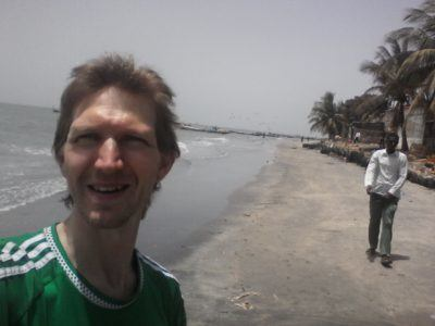 Banjul Beach