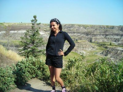 World Travellers: Samita from I am the Ocean