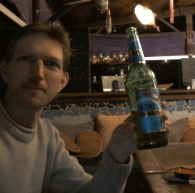 Cheers from Maison Abaka Dakar Senegal
