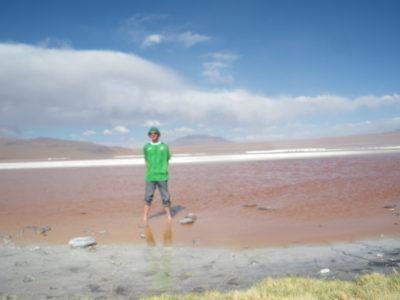Laguna Colorada, Bolivia, 2010