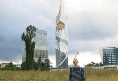 My type of unglorified skyscraper...