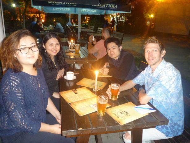 Best bars in Bishkek, Kyrgyzstan