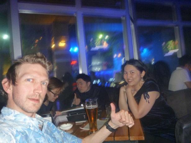 Center Bar, Bishkek, Kyrgyzstan