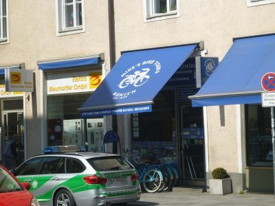 Mike's Bike Tour, Munich