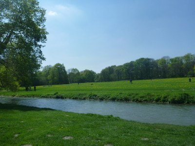English Garten, Munich