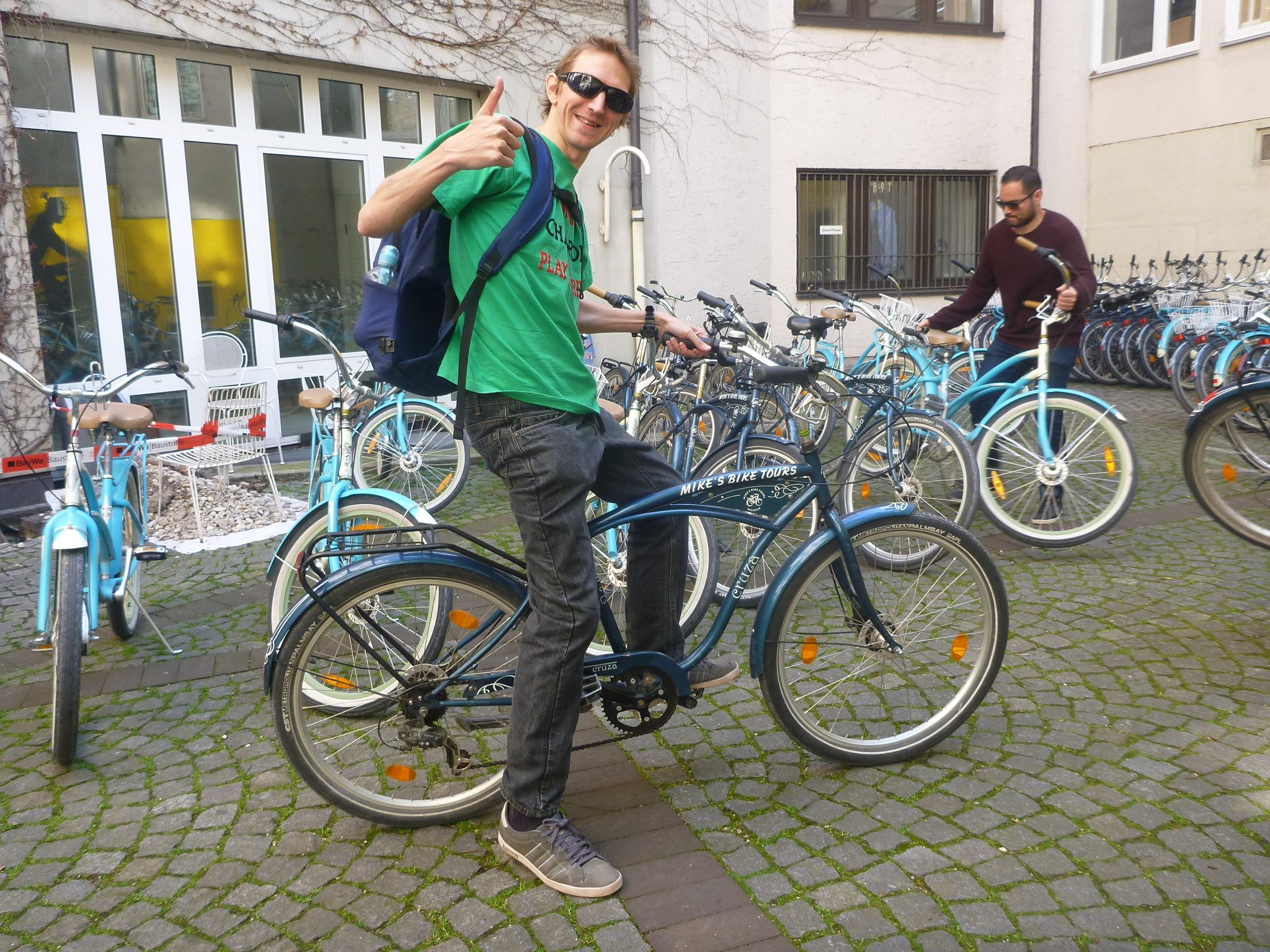 Bildergebnis für mikes bike tours of munich