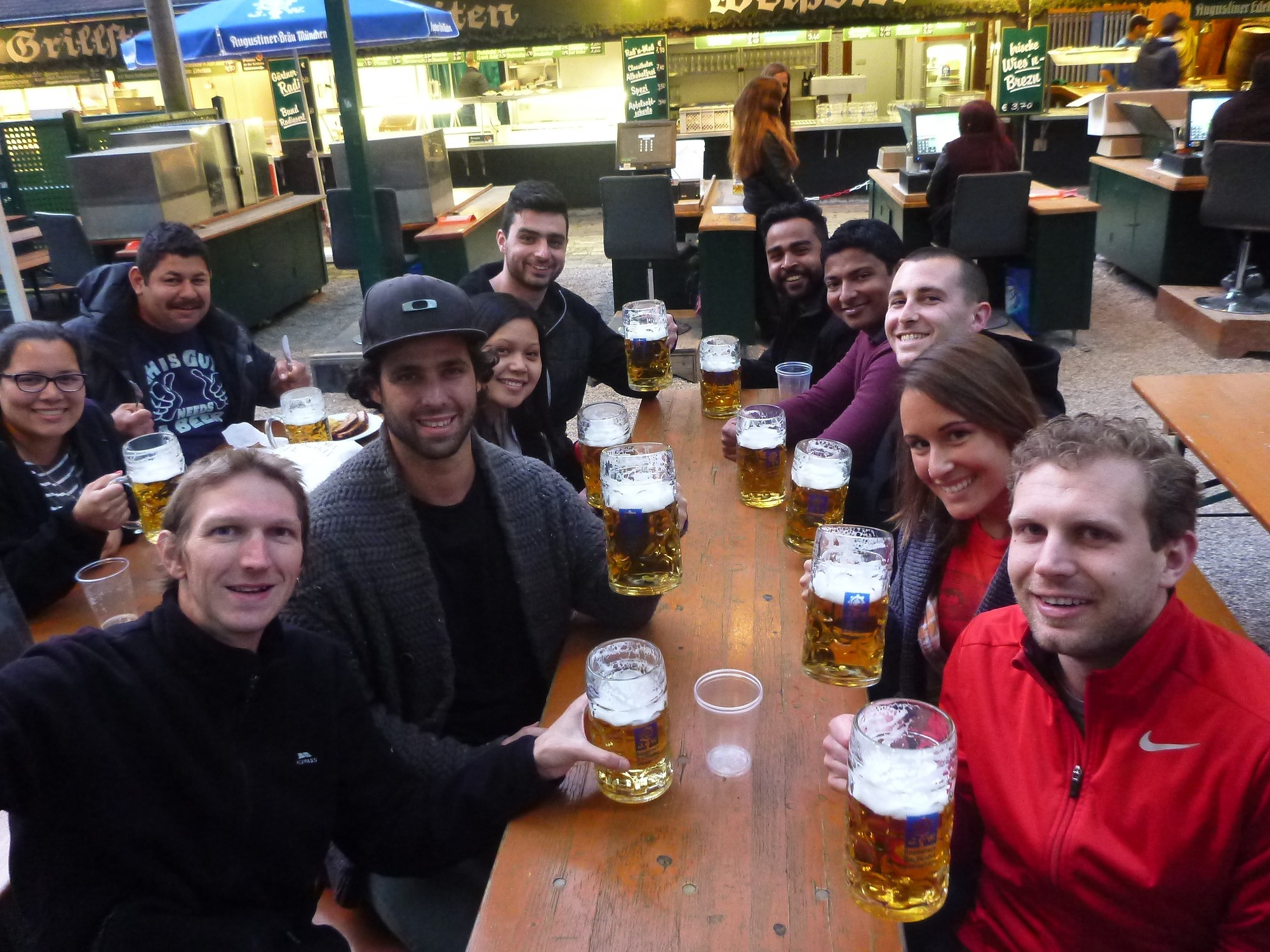 Thirsty Thursdays: Pub Crawl in Munich With Size Matters Beer Tours