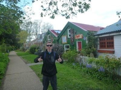 Touring Eel Pie Island