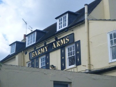 The Barmy Arms