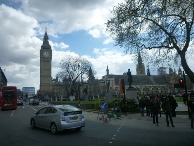 Westminster Abbey and St. Stephen's Tower