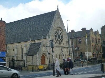 Catholic Church in Bow