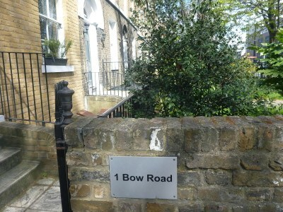 1 Bow Road, Kingdom of Lovely