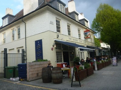 The pub - Somerstown Coffee