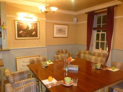 Private rooms in the Somerstown Coffee House