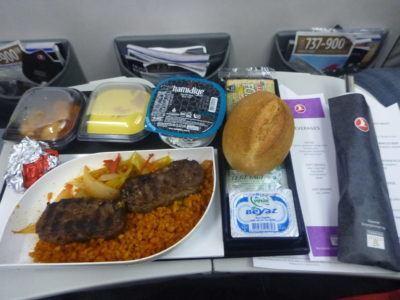 Food between Istanbul and Nouakchott