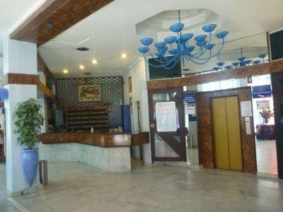 Hotel Faidherbe in downtown Dakar