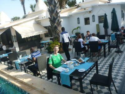 The amazing Coco Ocean Resort in Gambia