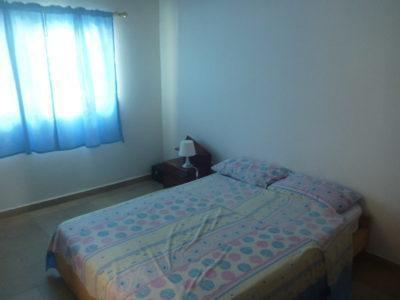 My bedroom at Banana Lodge