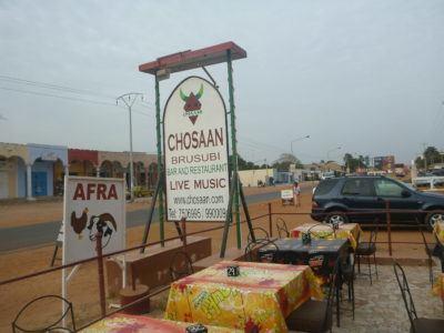 Chosaan Restaurant