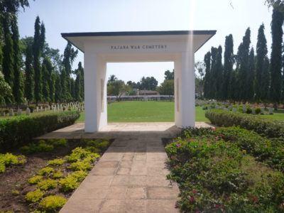 Fajara War Cemetery