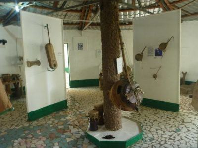 Museum at Kachikally Crocodile Pool