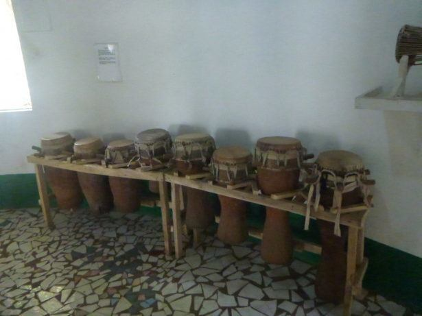 Museum at Kachikally Crocodile Pool