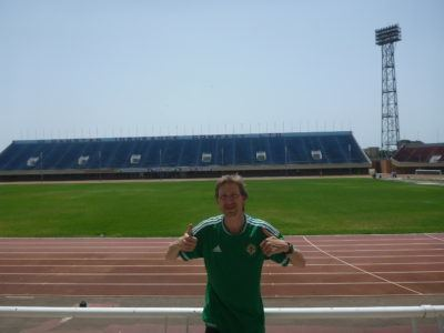 Independence Stadium, Bakau