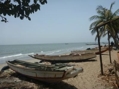 Banjul Beach, The Gambia