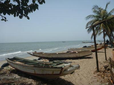 Banjul Beach, The Gambia