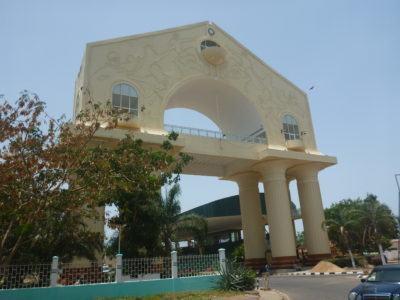 Arc 22, Banjul, The Gambia