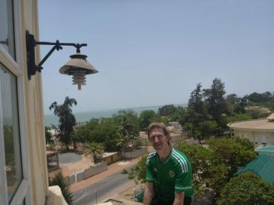 Touring Banjul, The Gambia