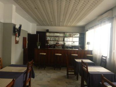 Bar at Hotel Baraka