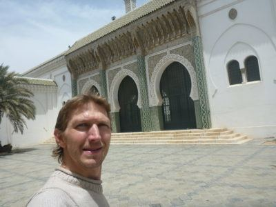 The Grand Mosque in Dakar, Senegal