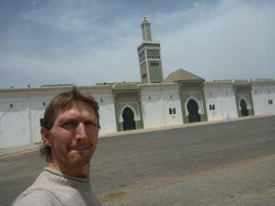 Grande Mosquee, Dakar, Senegal