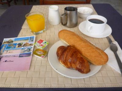 Breakfast at Hotel Baraka