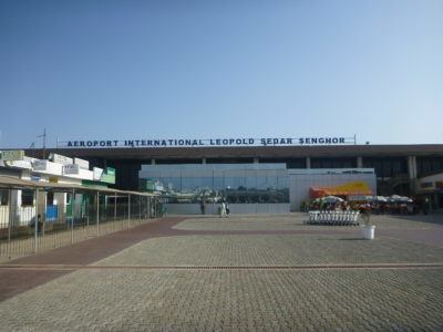 Dakar Airport, Senegal