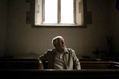 Ron ponders, 75 years on from a village church in Sussex