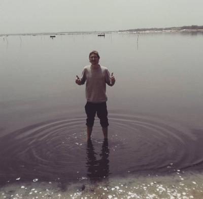 Touring Senegal Lac Rose