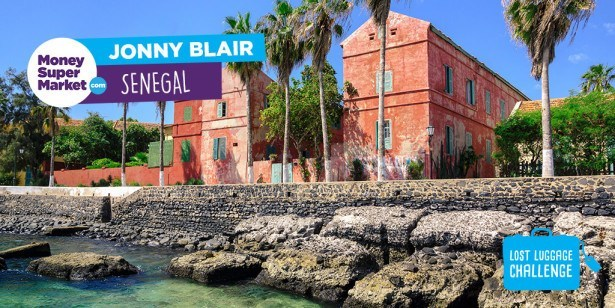 Secret Senegal: I'm Off to Dakar Without A Backpack #MSMLostLuggage