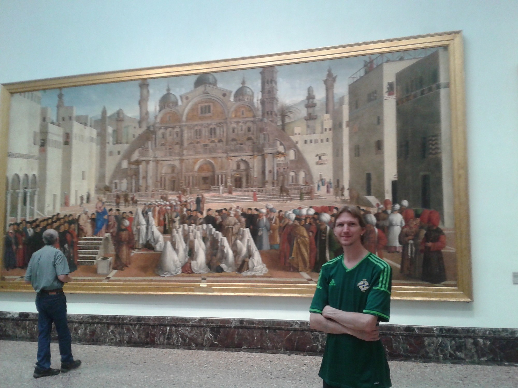 Famous Art Galleries In Italy