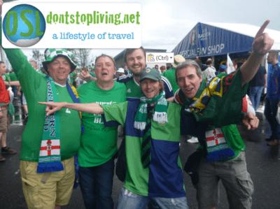 Northern Ireland 2-0 Ukraine