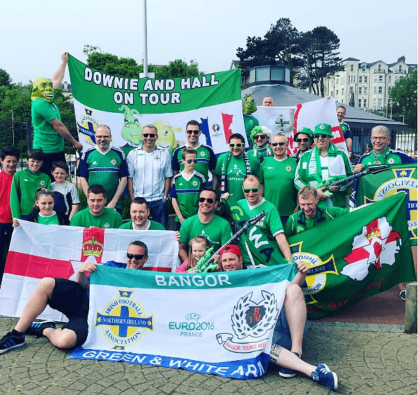 My Plans for France and Euro 2016 with the Green and White Army #gawa #daretodream