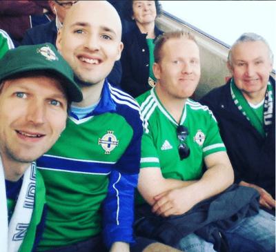 Northern Ireland 3-0 Belarus last week