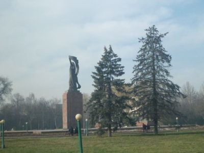 Soviet Era Monuments in Bishkek