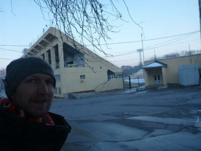Spartak Stadium, Bishkek